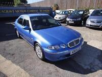 2003 Rover 45 1.4 Spirit S 5dr