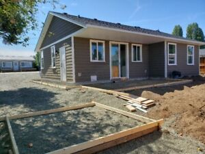 BRAND NEW Downtown Parksville House for Rent