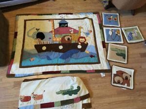 Children bedroom set - Noah's ark