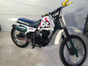 Honda xr100 in show room condition