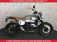 BMW R NINE T R NINET R9T SCRAMBLER ABS MODEL ONE OWNER LOW MILES 2017 17