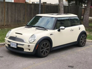 2004 MINI COOPER S (R53) FOR SALE