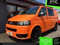 2013 Volkswagen Transporter 2.0TDi 140PS SWB T32 **Orange - Day Van - No VAT**