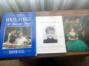 Royal Family Books
