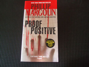 Proof Positive by Phillip Margolin