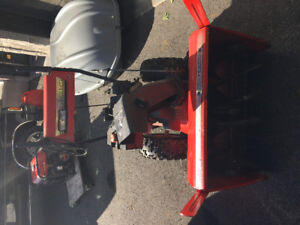 Snowblower 10hp - for parts