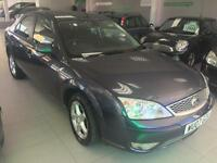 2007 Ford Mondeo 2.0TDCi 130 ( SIV ) Edge 7 Service stamps long mot