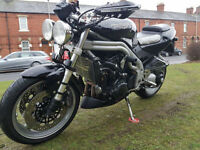 Triumph Speed Triple 955 PX Swap UK Delivery