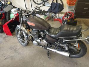 1981 KZ 440 Project (Runs!)