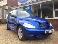 2003 03 Chrysler PT Cruiser 2.2 CRD Touring TURBO DIESEL