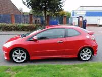 2008 Honda Civic 2.0 i-VTEC Type R GT Hatchback 3dr
