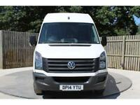 Volkswagen Crafter Cr35 Tdi H/R P/V Startline Panel Van 2.0 Manual Diesel