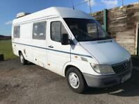 2000 Mercedes-Benz Sprinter LWB Campervan