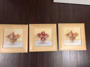 3 Square Fruit Pictures