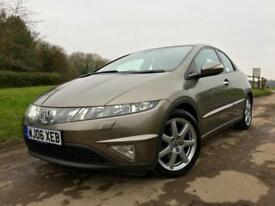 Honda Civic 1.8i-VTEC EX 2006 Grey Petrol Manual 5 door Hatchback