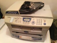 Printer/Scanner/Fax Brothers MFC 7420