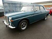 1972 Rover P5 Saloon Petrol Automatic