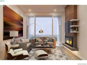 Luxury Top Floor New Condo