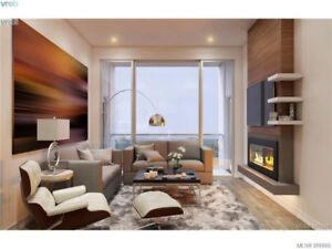 Top Floor New Condo - Furnished