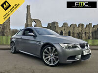 2007 BMW M3 4.0 V8 414BHP **Service History - Manual - PRO NAV HEATED SEATS**