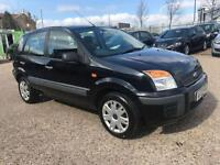 2009 09 FORD FUSION 1.4 STYLE PLUS 5D AUTO 78 BHP