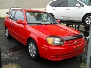 Hyundai Accent gs 2004