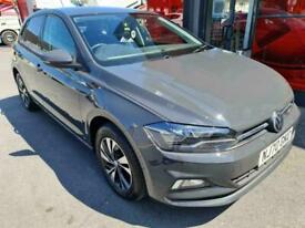 image for 2020 Volkswagen Polo 1.0 TSI 95 Match 5dr Hatchback Petrol Manual