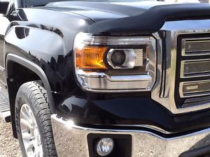 2 new GMC headlights