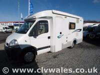 Lunar Premier H522 End Washroom Motorhome MANUAL 2007/57