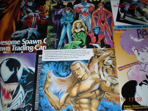COMIC BOOK  POSTERS for Sale Cornwall Ontario image 7
