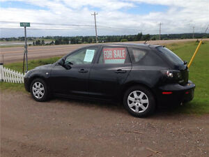 2009 Mazda Mazda3 GX Hatchback Clean Great Shape
