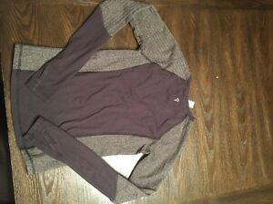 Ivivva long sleeve shirt, size 10