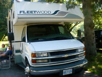 2000 Chevy Motorhome 29ft