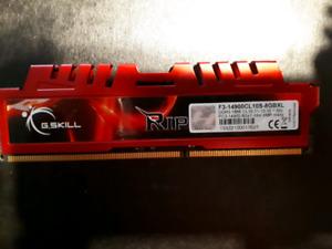 8GB G.SKILL 1866MHz DDR3 Desktop Ram, $40