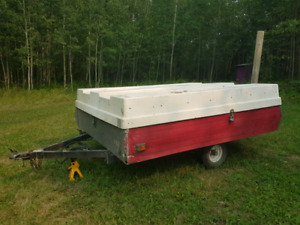 Trailer - all new bearings/tires/wiring/lights