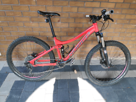 Norco full suspension mountain bike