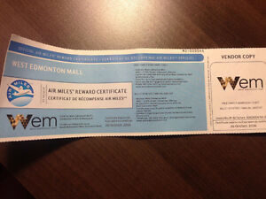 west edmonton mall waterpark or Galaxyland family pass