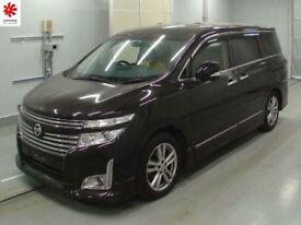 2013 (62) NISSAN ELGRAND E52 3.5 V6 Automatic 7 Seater MPV Alphard Estima