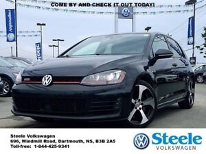 2015 VOLKSWAGEN GOLF GTI Performance- Certified, Low Mileage, Of