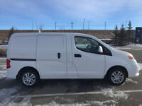 Delivery Service - 2018 Cargo Van For Hire