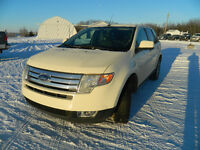 2007 Ford Edge SEL SUV, Crossover