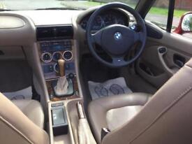 2000 BMW Z3 Roadster Auto