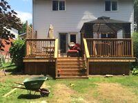 Fences, Decks, Bathrooms, Basements