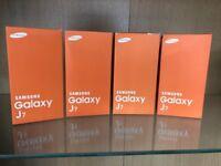 Samsung galaxy j7 2015 brandnew sealed pack