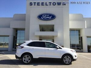 2016 Ford Edge TITANIUM AWD LEATHER/MOON  - $246.84 B/W