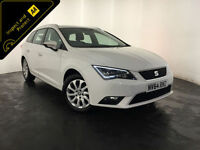 2015 SEAT LEON SE TECHNOLOGY TDI AUTO 1 OWNER SERVICE HISTORY FINANCE PX WELCOME