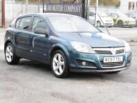 Vauxhall Astra 1.8i, 2007 SRI, 69 000 Miles, 5 Door Hatch, 6 Months AA Warranty