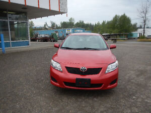 2009 Toyota Corolla CE- Automatic - 75000 Kms - Remote Start
