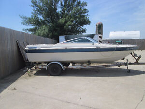 Trade boat for enclosed trailer or small tractor