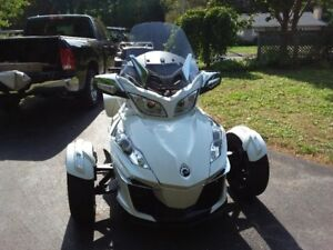For Sale:  2016 Can AM Spyder RT Limited